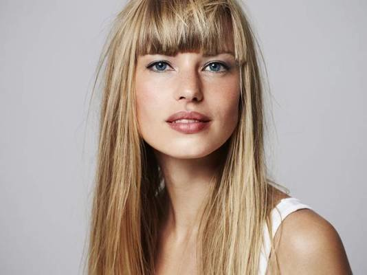 брови для блондинок фото