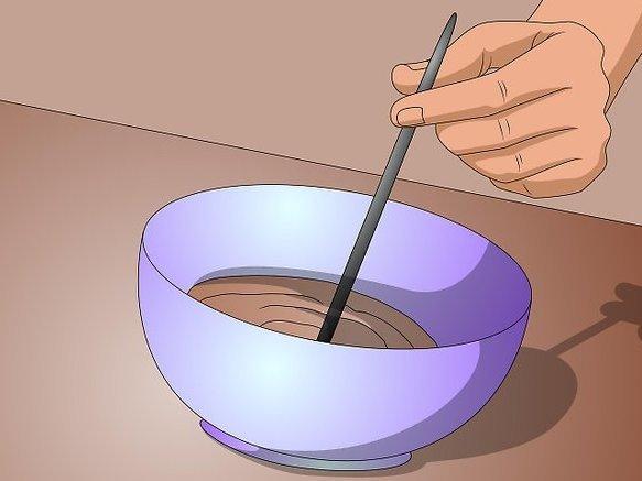 как сделать светлее брови