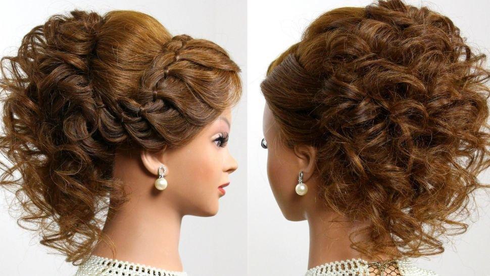 Как сделать локоны на волосах средней длины - способы