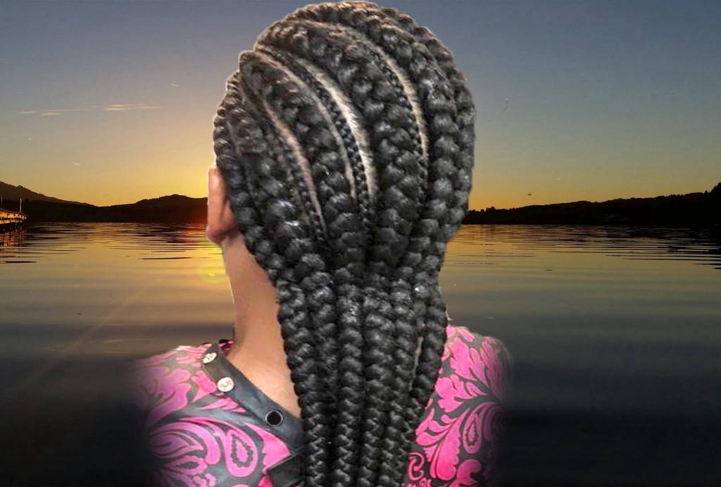 Разнообразное плетение французских кос