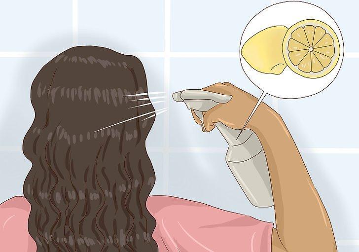 смывка для волос для черных волос