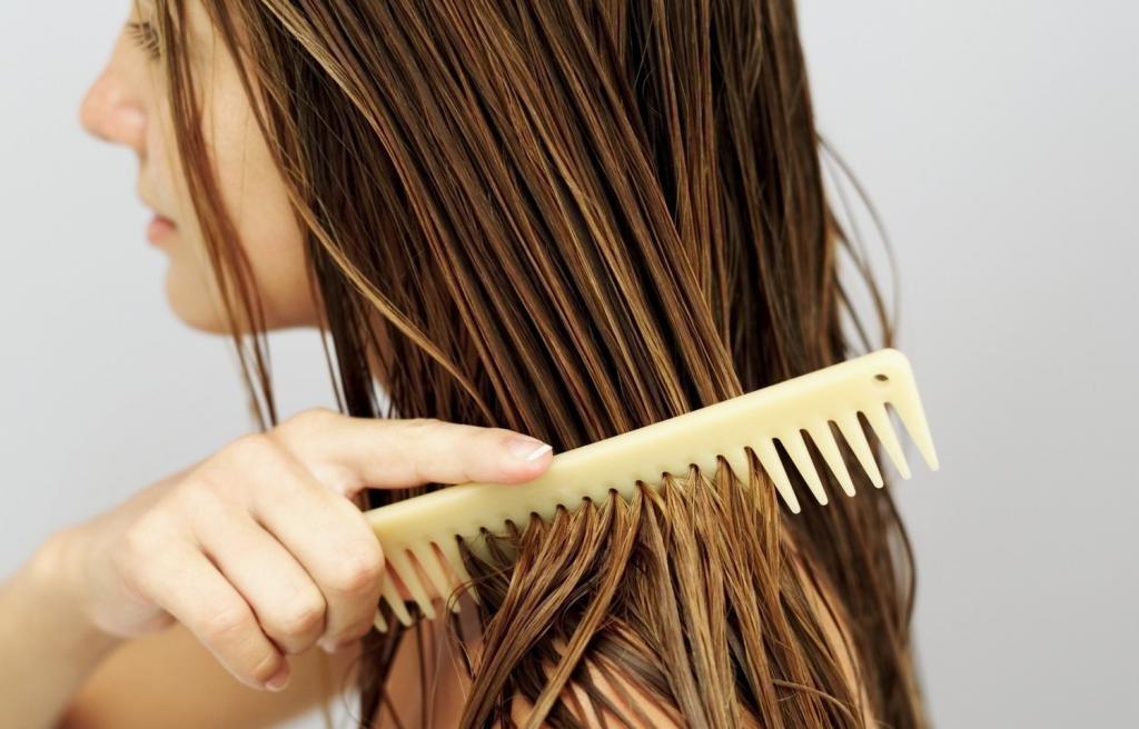 проблема потери волос