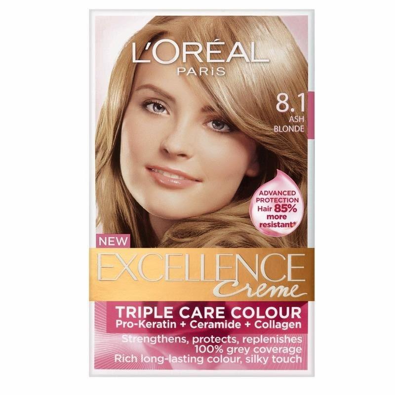 Окрашивание в седой цвет волос