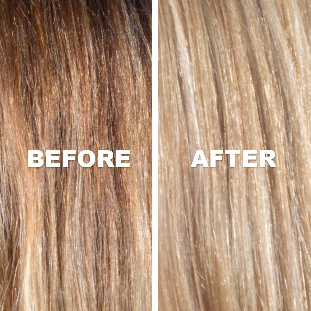 До и после тонировки