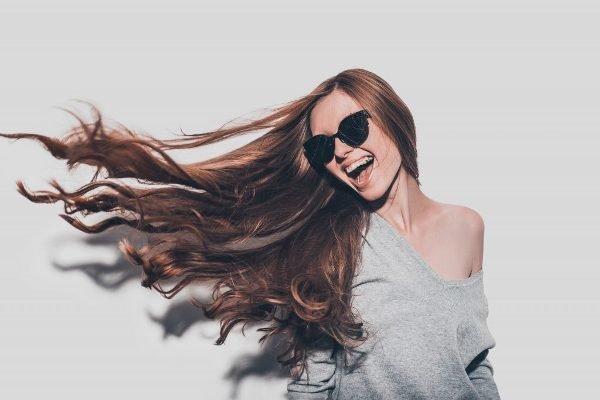 простые укладки на длинные волосы