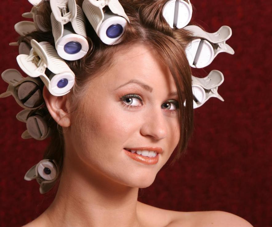 Как добиться эффекта мокрых волос