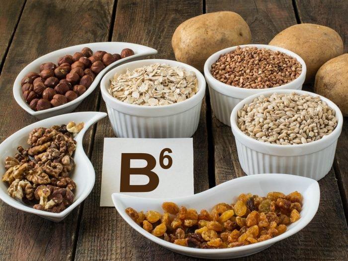 b1 b6 b12 витамины в таблетках