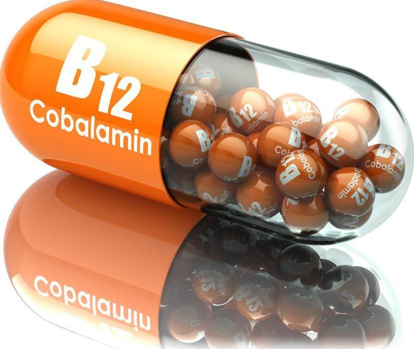 в чем содержится витамин б6 и б12