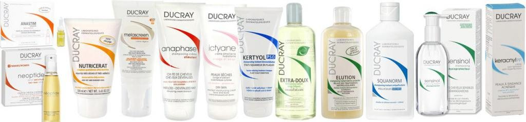 Ducray Cosmetics