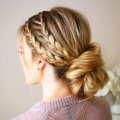 Прически на выпускной: лучшие идеи причесок на длинные, средние и короткие волосы
