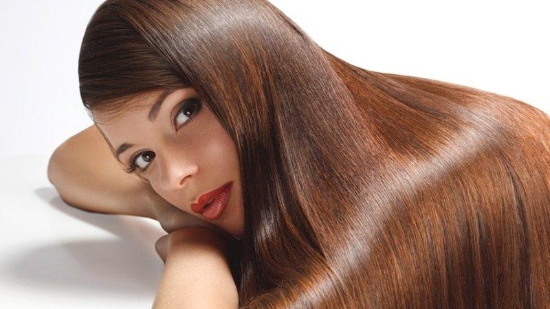 как быстро выпрямить волосы в домашних условиях