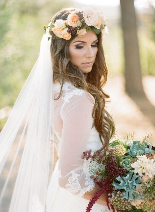 на свадьбу с фатой