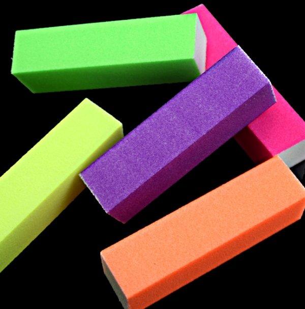 Разноцветные бафы