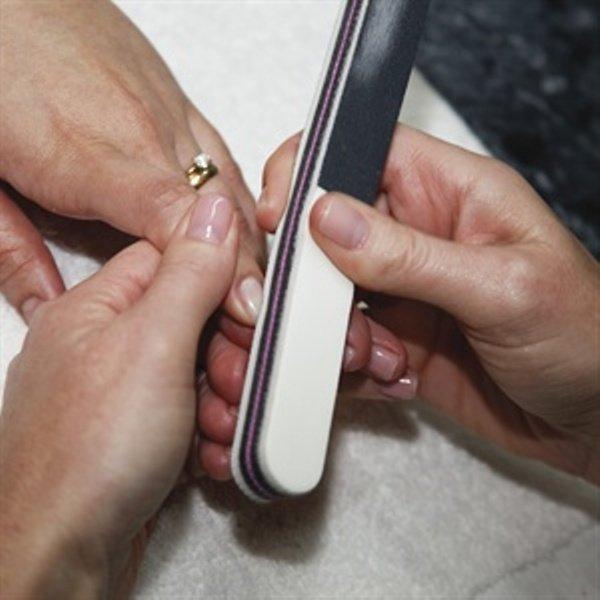 Бафик для ногтей