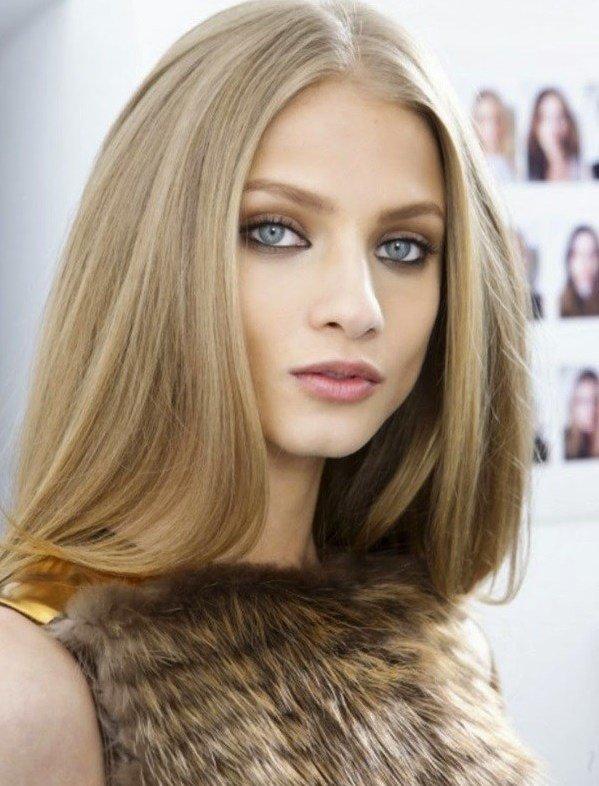 Светло-русый оттенок волос