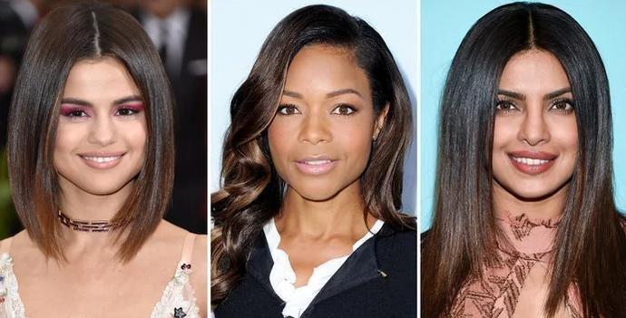 Кому подходит коричневый цвет волос