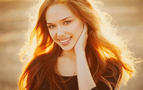 цвет волос золотой