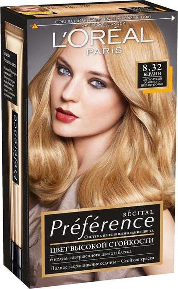 краска для волос золотистый цвет волос