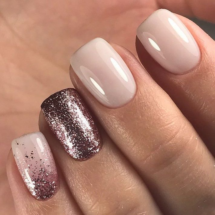 Форма ногтей для коротких ногтей