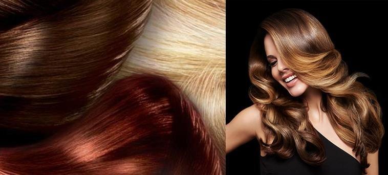 как покрасить волосы в домашних