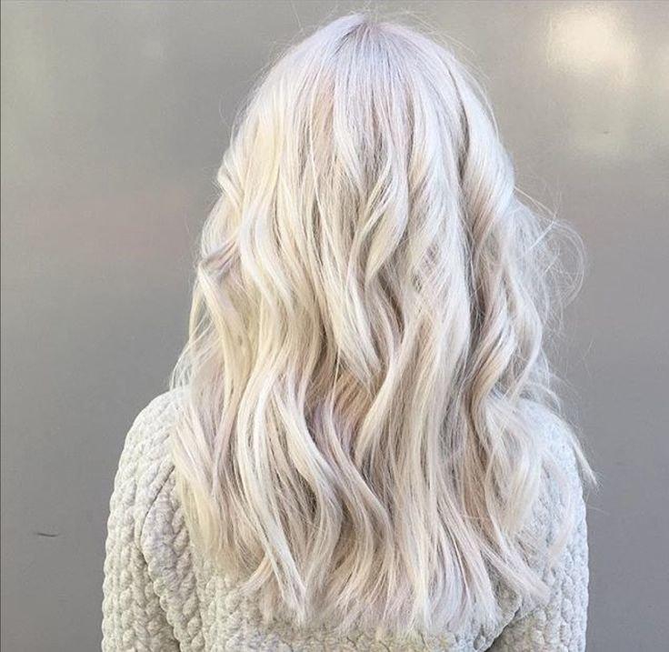 окрашивание в блонд в домашних условиях