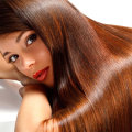 Коньячный цвет волос: кому подходит, какая краска
