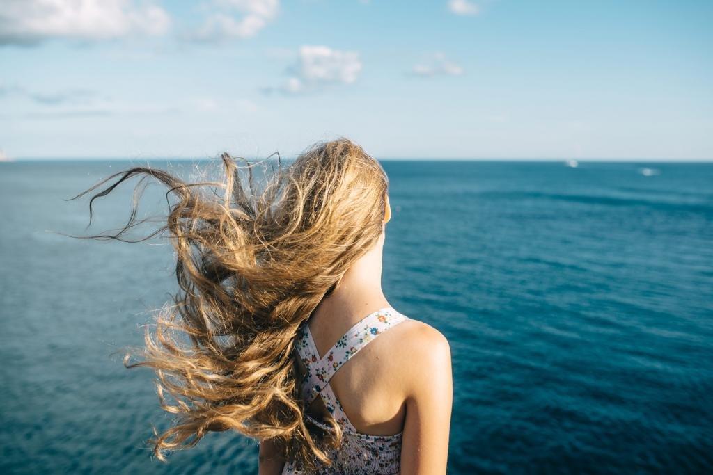 Спрей для волос защита от солнца
