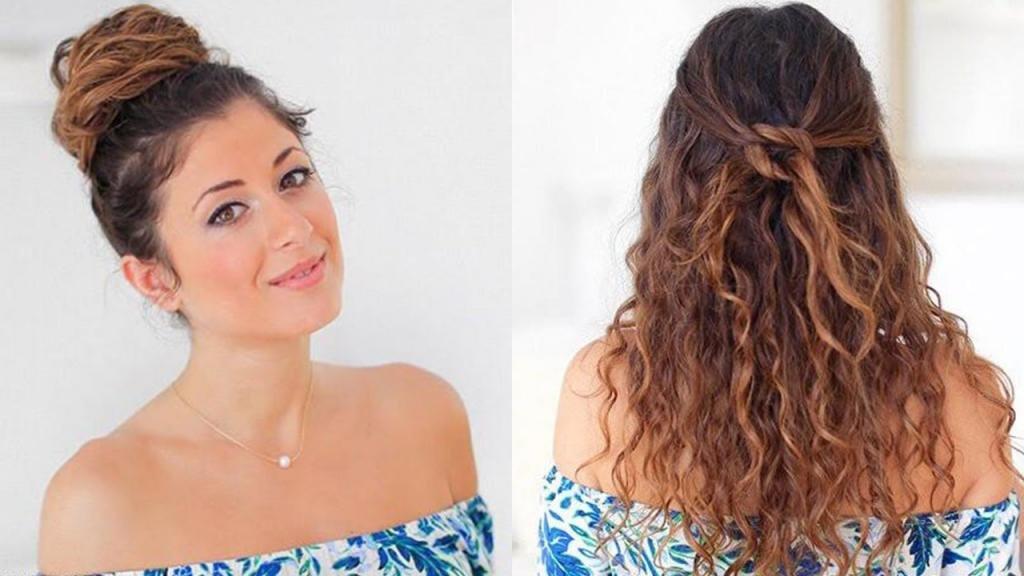 Волны из волос
