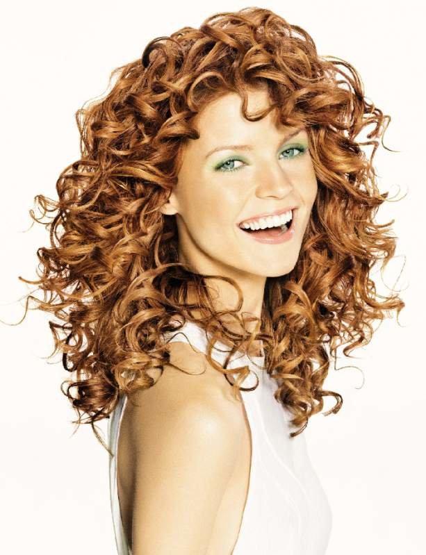 Фото: биохимия на средние волосы