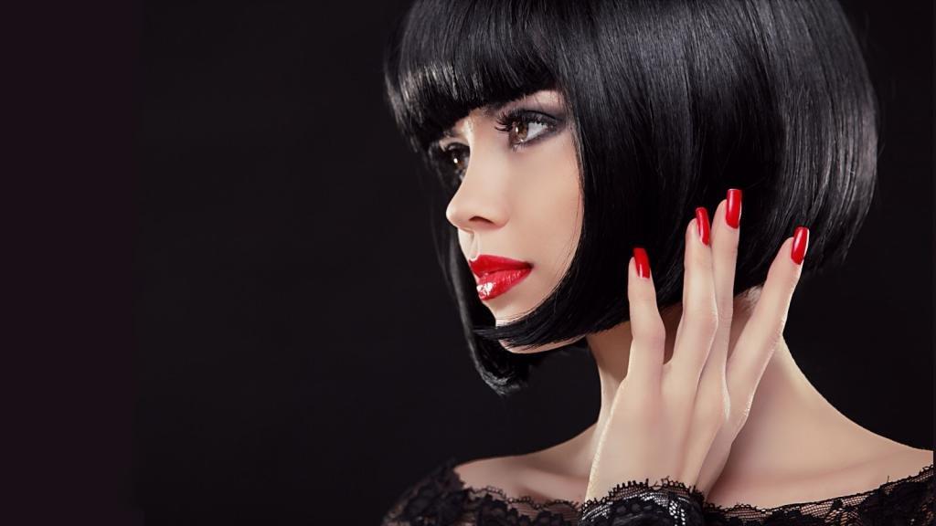 черный цвет красивый цвет