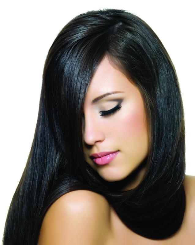 цвет для волос для черных волос