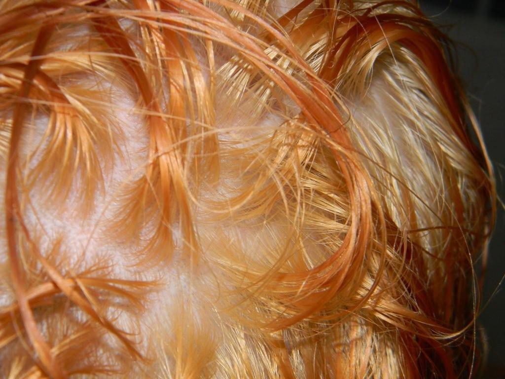убрать желтизну с волос в домашних условиях