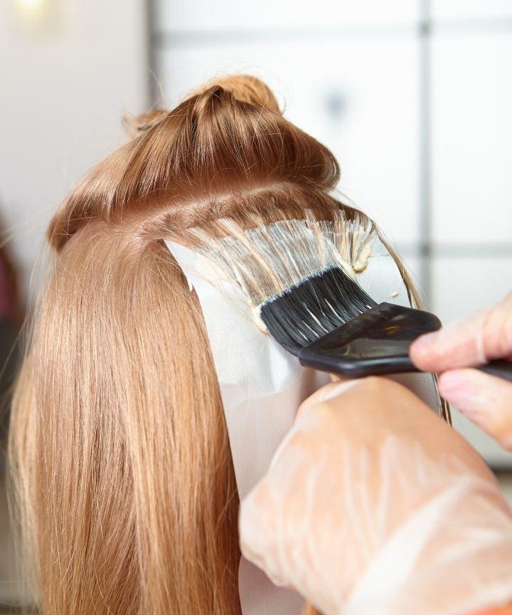 как избавиться от желтизны волос после осветления
