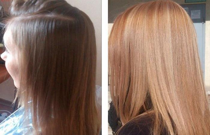 осветляющий порошок для волос