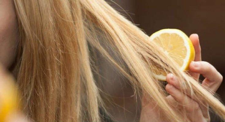 Осветление волос в домашних условиях краской