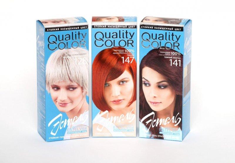 Осветление волос эстель в домашних условиях