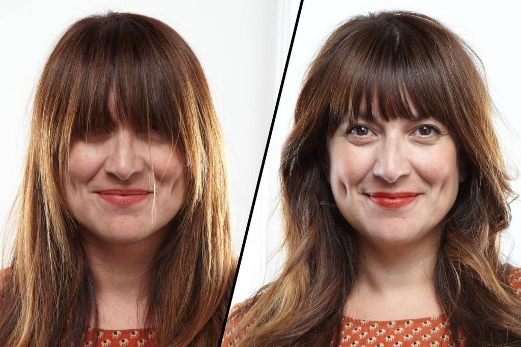 как подравнять длинные волосы в домашних условиях самостоятельно