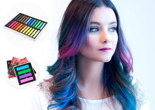 виды окраски волос названия