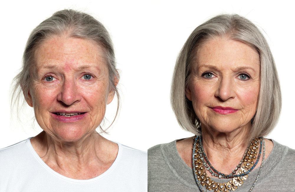 короткая стрижка для женщин после 50 лет стильная