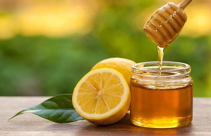 как с помощью лимона осветлить волосы