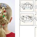 Как красиво заплести волосы средней длины? Варианты, рекомендации, советы стилистов