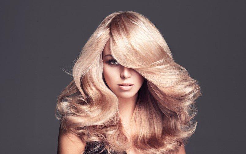 цвет волос жемчужный краска