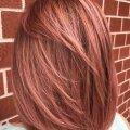 Цвет волос золотисто-розовый: как добиться, техника окрашивания, советы и рекомендации, фото