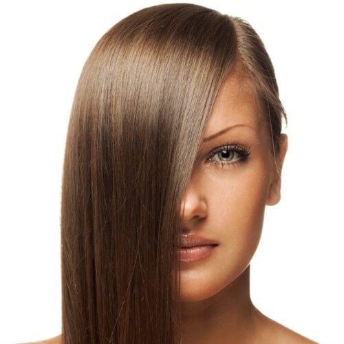 светлый капучино цвет волос