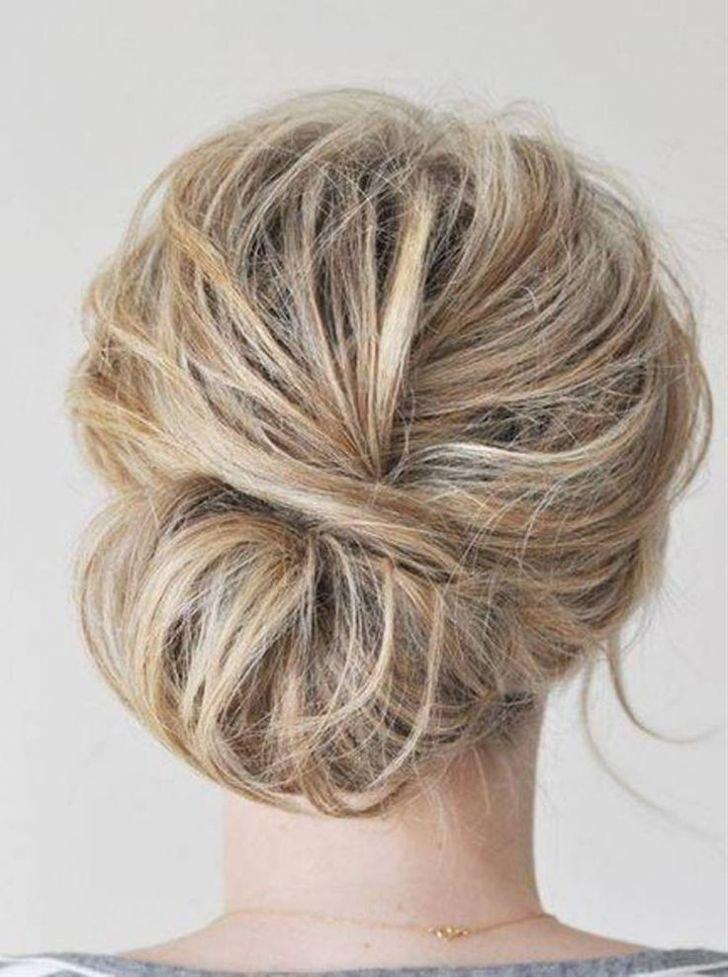 прически на средние волосы фото женские вечерние