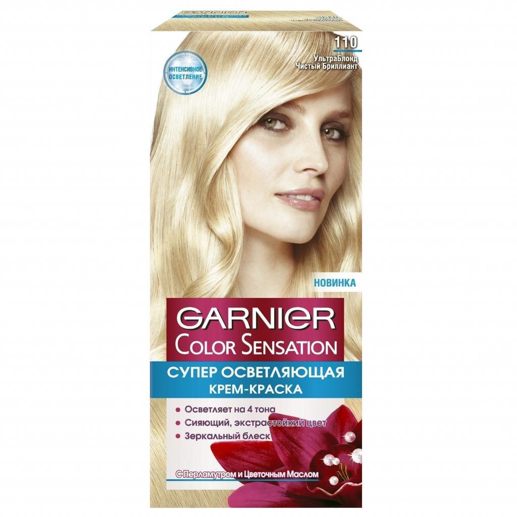 Garnier для осветления волос