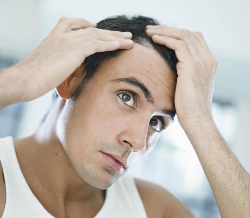 Витамины от выпадения волос для мужчин