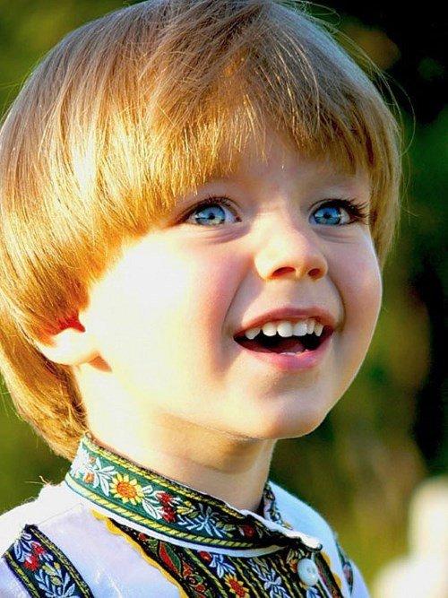 стрижка под горшок для мальчика 3 лет