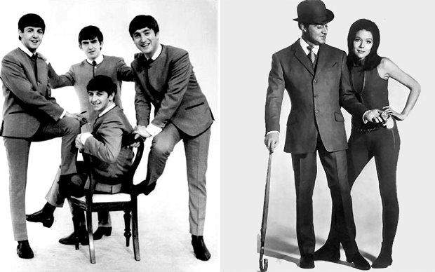 Мода от Кардена в 60-х годах