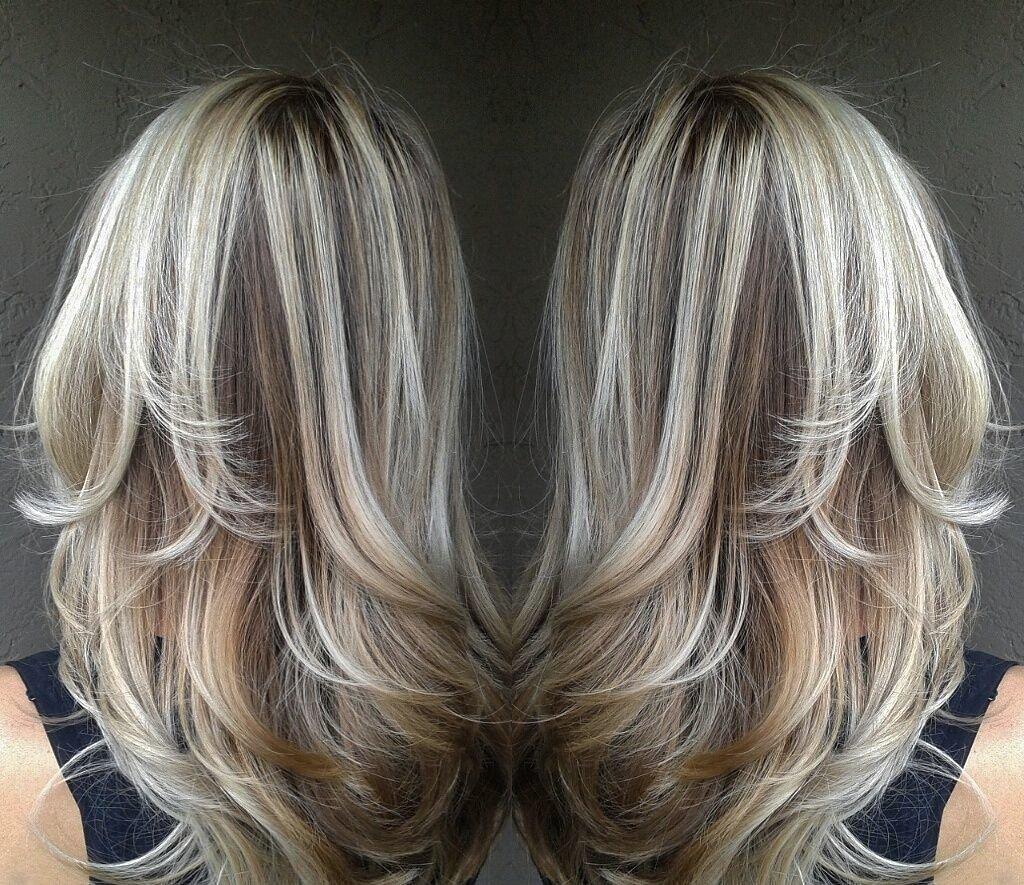 Милирование на волосах